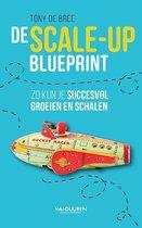 Boek cover De scale-up blueprint van Tony de Bree