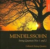 String Quartets Nos.1 & 2