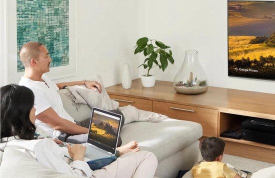 Google Chromecast 3 Smart - TV-dongle - Full HD / Zwart