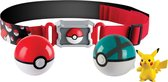 Pokémon Poké Ball, Riem en Pikachu - Speelfiguur