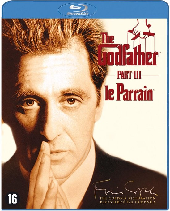 Cover van de film 'The Godfather: Part III'
