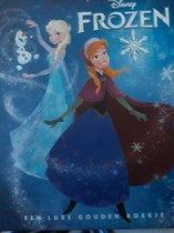 Gouden Boekje - luxe editie - Frozen