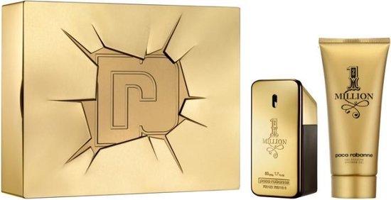 Paco Rabanne One Million - Geschenkset - Eau de toilette 50 ml + Douchegel 100 ml
