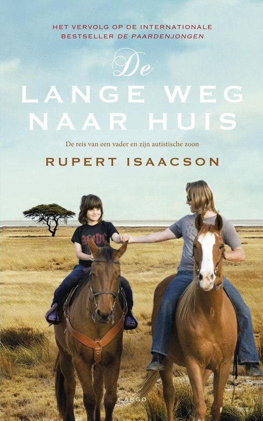 De lange weg naar huis - Rupert Isaacson |