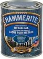 Hammerite Metaallak Hamerslag - Donkerblauw - 750Ml