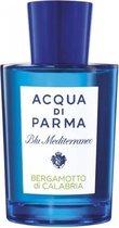 Acqua Di Parma Blu Mediterraneo Bergamotto Di Calabria 150 ml - Eau De Toilette - Herenparfum