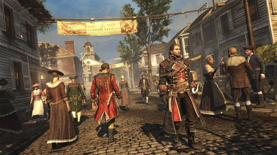 Assassin's Creed Rogue Remastered - PS4 - Ubisoft