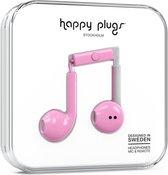 Happy Plugs Hoofdtelefoon Earbud Plus, Roze