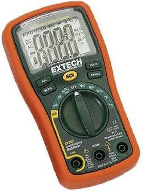 Extech EX330 Basic Multimeter