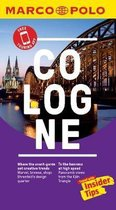 Cologne Marco Polo Pocket Travel Guide 2019 - with pull out map
