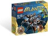 LEGO Atlantis Gevecht met de Reuzenkrab - 8056