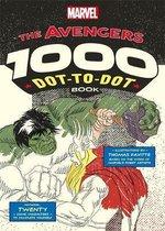 Marvel's Avengers 1000 Dot-to-Dot Book