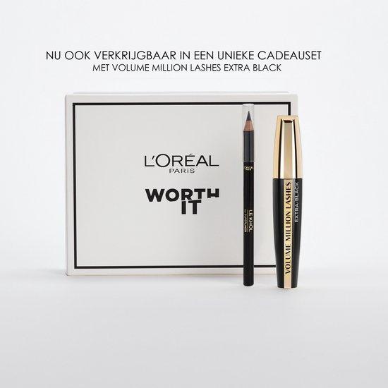 L'Oréal Paris Superliner Le Khôl Oogpotlood - 101 Midnight Black - L'Oréal Paris