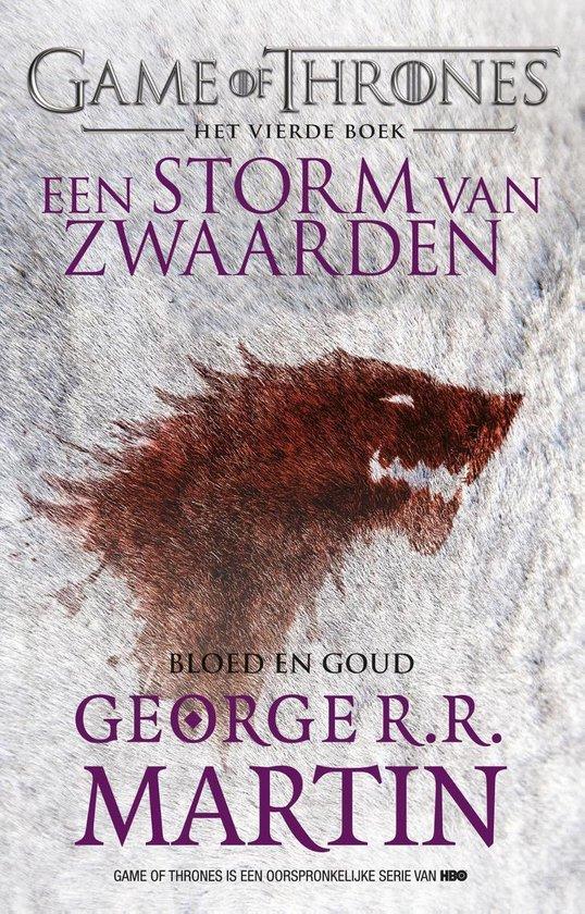 Een storm van zwaarden / 3B Bloed en goud - George R.R. Martin  