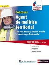 Agent de maîtrise territorial - Catégorie C - Intégrer la fonction publique - 2015