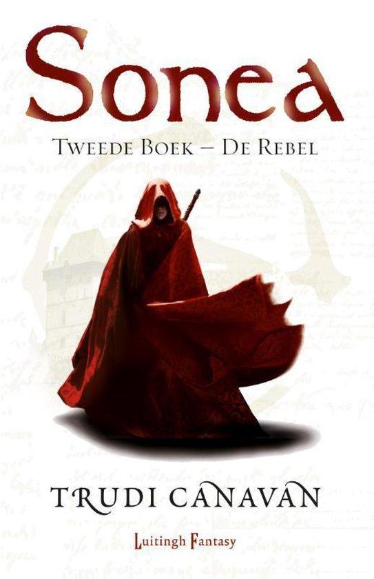 Sonea 2 - De rebel - Trudi Canavan |