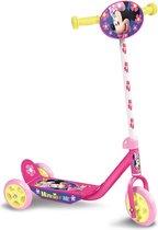 Disney Minnie Mouse 3-wiel Kinderstep - Step - Meisjes - Roze & Geel