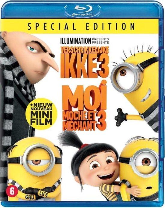 Verschrikkelijke Ikke 3 (Blu-ray)