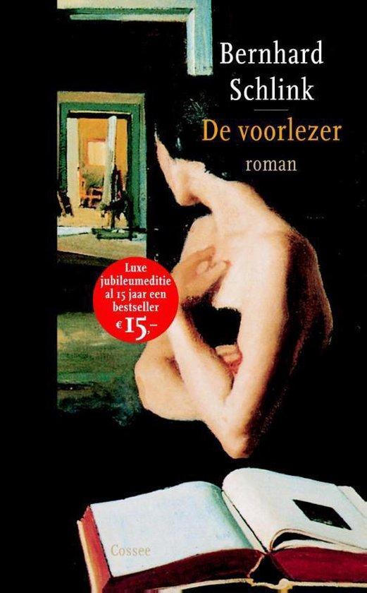 Boek cover De voorlezer van Bernhard Schlink (Hardcover)