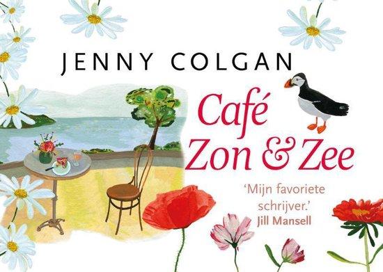 Omslag Café Zon & Zee DL