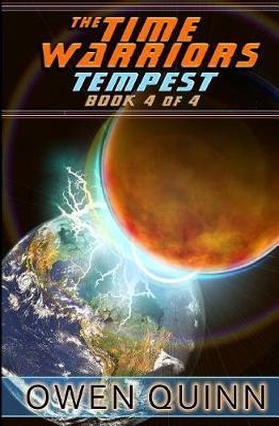 The Time Warriors Tempest