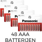 Panasonic AAA Batterijen – 48 Stuks – Mini Penlite