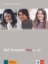 DaF kompakt neu A1-B1 Übungsbuch mit MP3-CD
