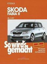 Skoda Fabia II ab 4/07