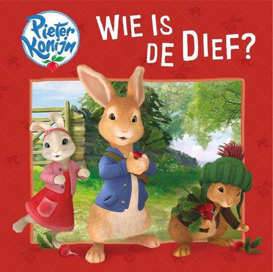 Pieter Konijn - Wie is de dief? - Beatrix Potter |