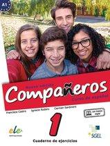 Compañeros - Nueva edición 1 cuaderno de ejercicios