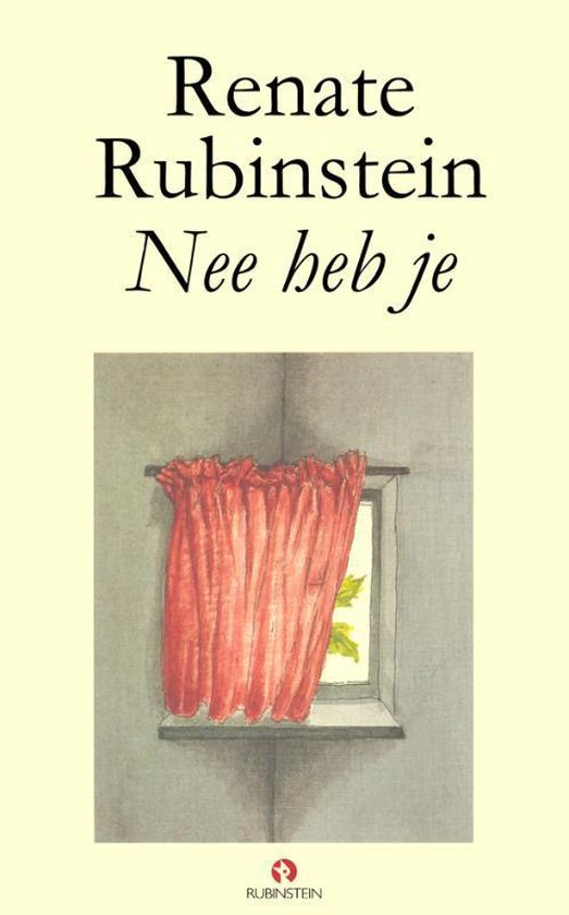Nee heb je + DVD - R. Rubinstein  