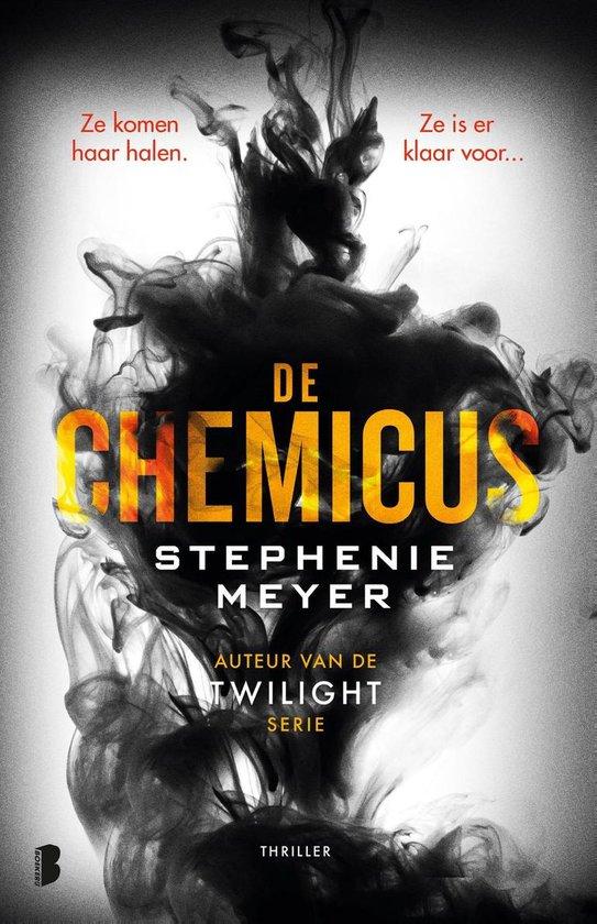De chemicus - Stephenie Meyer |