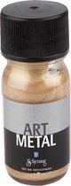 ES Art Metal - Verf - 30 ml - Donker Goud