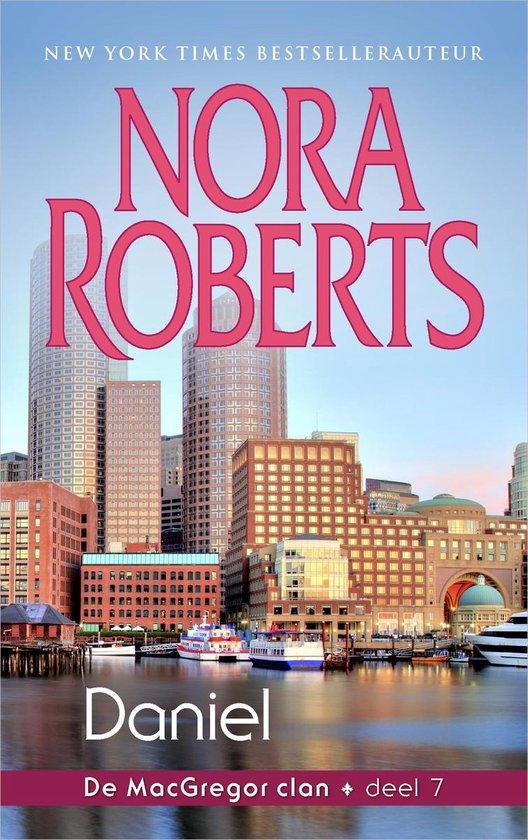 de MacGregor clan 7 - Daniel - Nora Roberts |