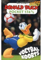 Donald Duck Pocket / 174 ½  Voetbal koorts