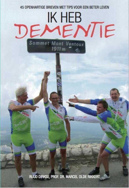 Boek cover Ik heb dementie van Ruud Dirkse (Paperback)