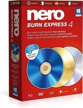 Nero Burn Express 4 - Engels / Frans / Spaans / It