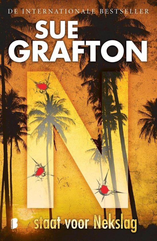 N staat voor Nekslag - Sue Grafton |
