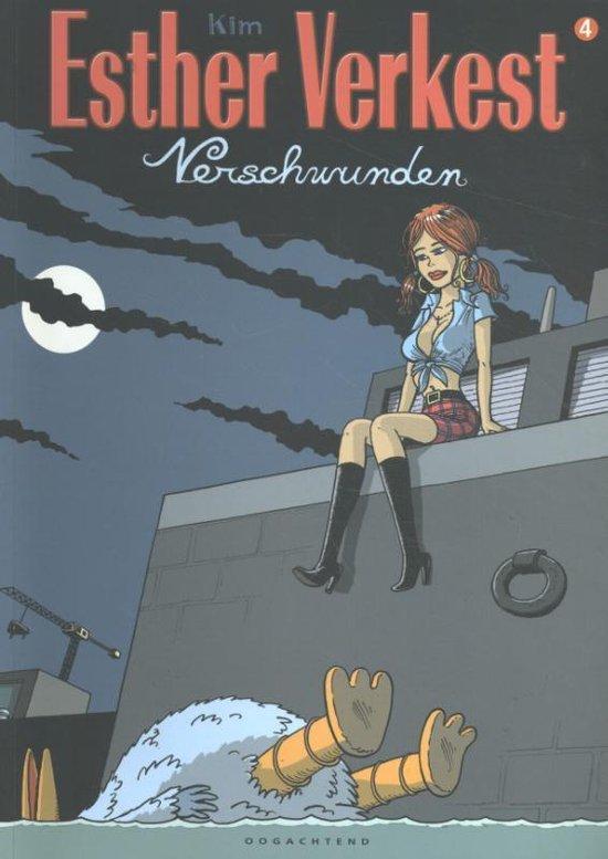 Esther Verkest - Verschwunden - Kim Duchateau |