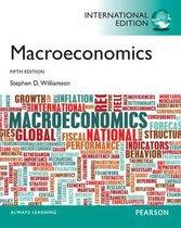 Boek cover Macroeconomics, International Edition van Stephen D. Williamson