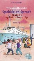 Spekkie en Sproet - Raadsels op het cruise-schip - Luisterboek