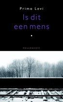 Boek cover Is dit een mens van Primo Levi (Onbekend)