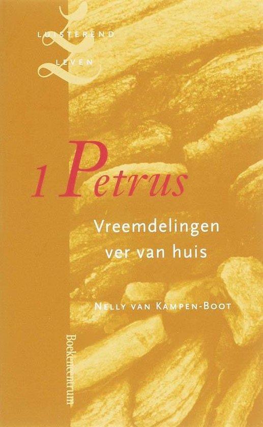 Cover van het boek '1 Petrus' van N. van Kampen-Boot