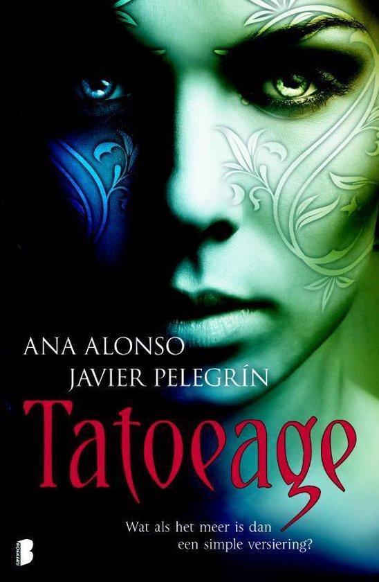 Tatoeage - Ana Alonso  