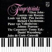 Fingerprints. Elton John / Laurens van Rooyen / Louis van Dijk / Pim Jacobs e.a