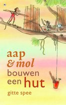 Prentenboek Aap & mol bouwen een hut