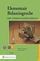Boek cover Elementair Belastingrecht 2016/2017 van L.G.M. Stevens (Paperback)