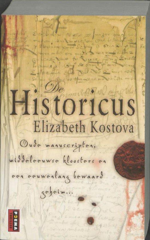 De historicus - Elizabeth Kostova |