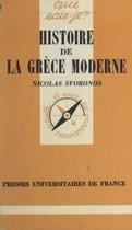 Histoire de la Grèce moderne