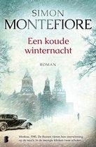 Boek cover Een koude winternacht van Simon Sebag Montefiore